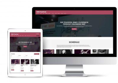Event Mobile platform
