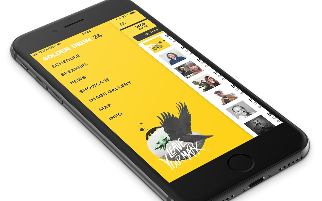 GOLDEN DRUM 24 MOBILE APP